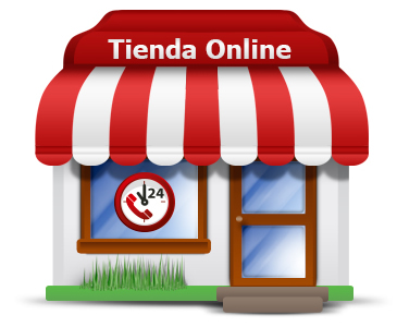 nueva tienda on-line