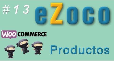 Configurar productos en WooCommerce