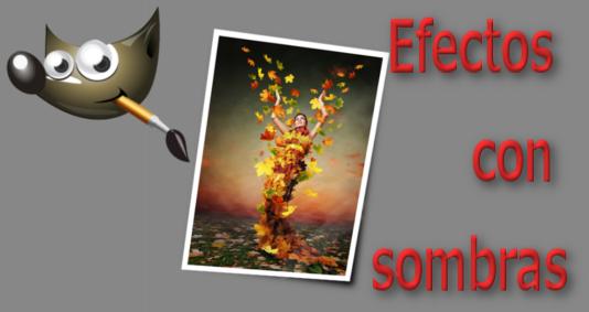 efecto foto doblada con GIMP