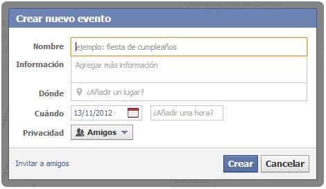 crear un evento en facebook 3