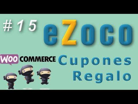 Cupon Regalo en WooCommerce