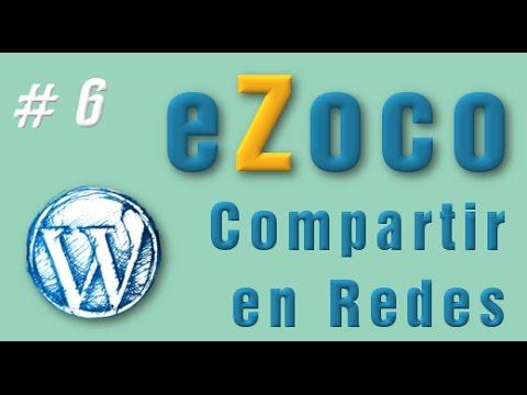 Compartir nuestras entradas de eZoco