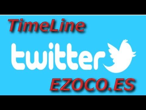 TimeLine de Twitter en EZOCO