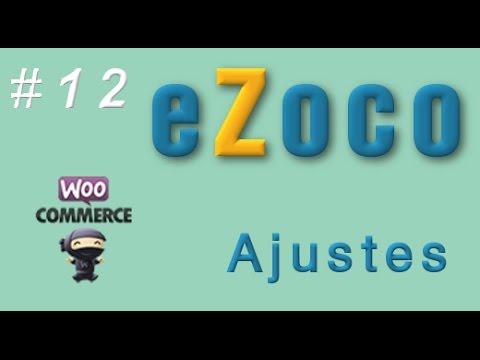 Ajustes WooCommerce en EZOCO