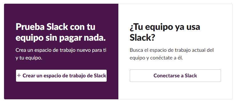 Mensajería Profesional con Slack